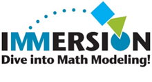 IMMERSION: Mathematical Modeling in  the Elementary Grades